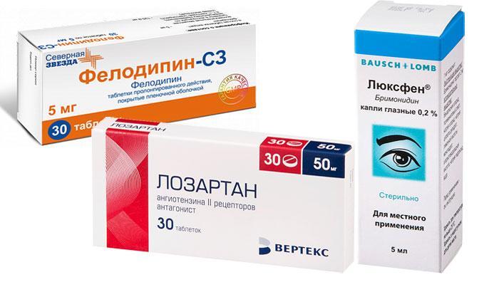 Препараты для лечения ангиосклероза