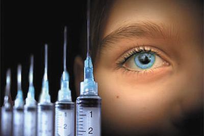 Узнать по глазам: как выглядят зрачки наркомана