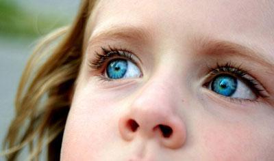 Если у ребенка темные круги под глазами
