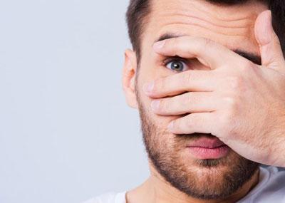 Синие мешки под глазами причины у мужчин