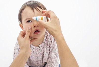 Глазные капли левомицетин для детей: инструкция для применения