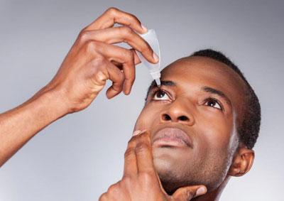 Закупорка слезного канала симптомы