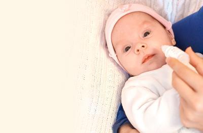 Капли глазные противовоспалительные для детей