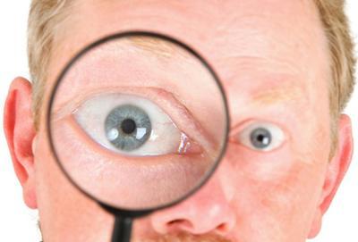 Выпученные глаза при щитовидке