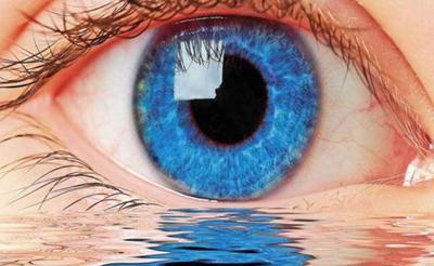 Солевой раствор для глаз