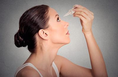 Антибиотик для глаз капли