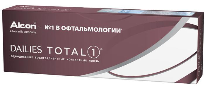 однодневные контактные линзыDailiesTotal1
