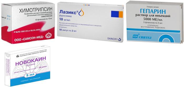 Препараты для лечения эндокринной офтальмопатии