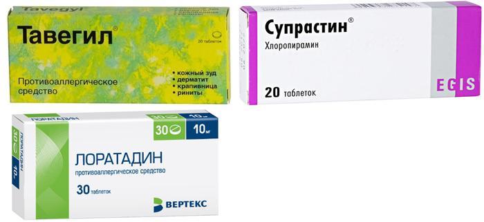 Лекарственные препараты от аллергического конъюнктивита