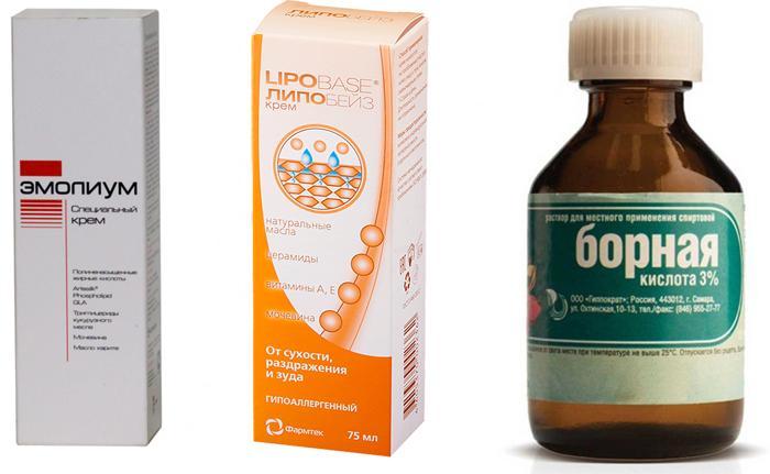 Лекарственные препараты от милиумов под глазами