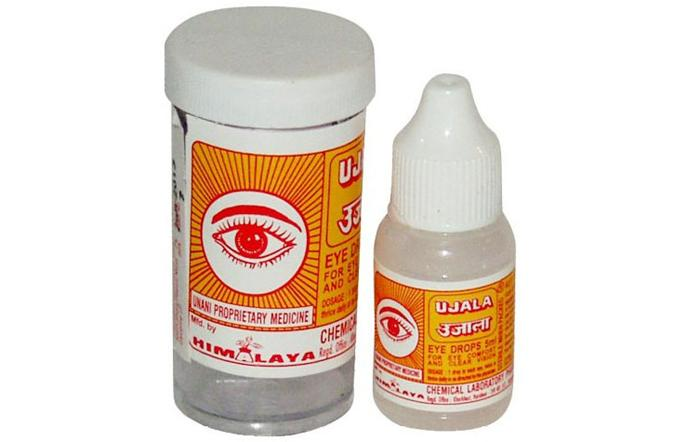 глазные капли Уджала