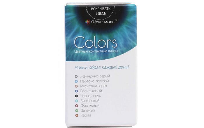 Контактные линзы Офтальмикс Colors