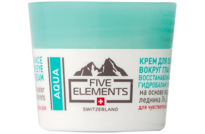 Five Elements Aqua Hydro Balance Repair Eye Contour Cream