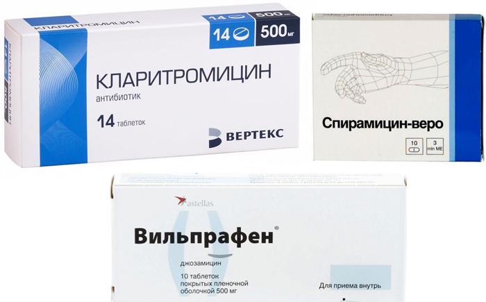 Медикаментозное лечение хламидийного конъюнктивита