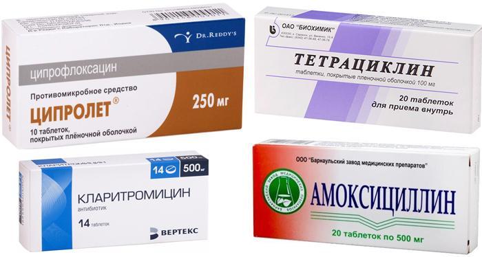 Таблетки от конъюнктивита