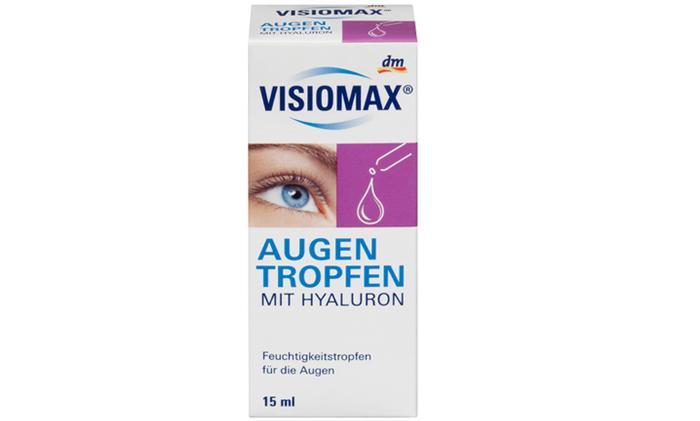Глазные капли Визиомакс