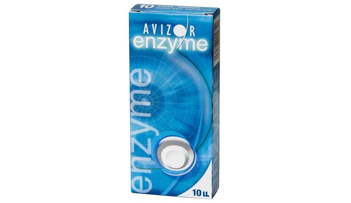 Таблетки для линз AvizorEnzyme