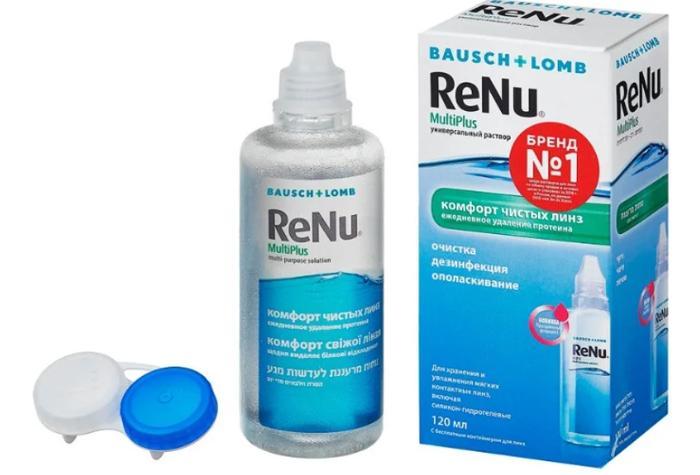 ReNu раствор для линз