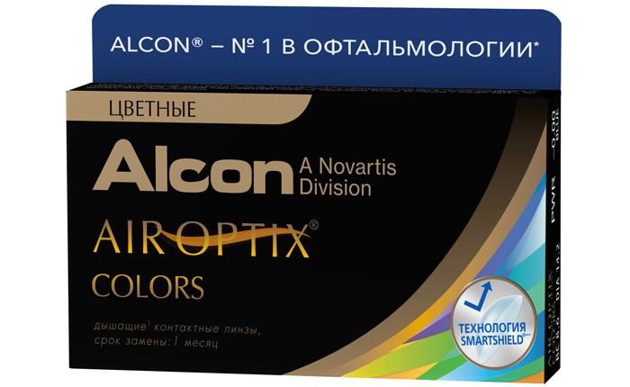 Контактные линзы Air Оptix Colors