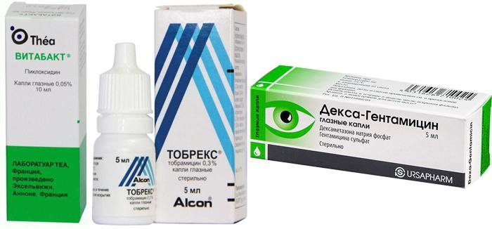 Аналоги глазных капель Пиклоксидин