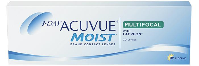 Контактные линзы 1-Day Acuvue Moist Multifocal