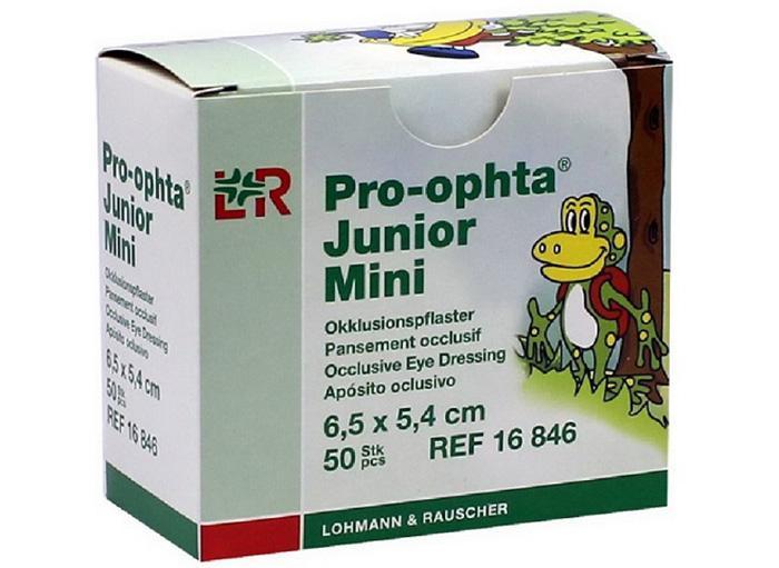 Детские окклюдеры Ppo-Ophta Junior
