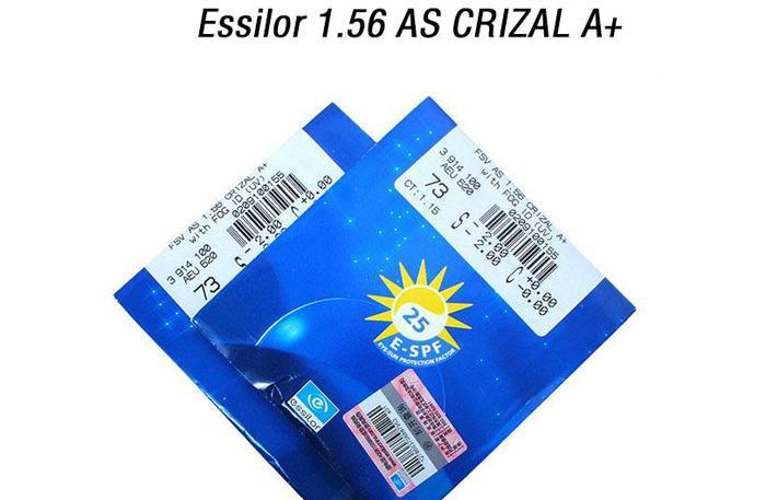 Линзы для очков Essilor Crizal