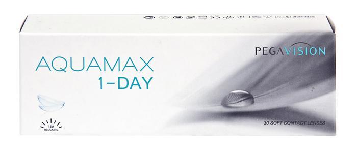Контактные линзы Aquamax