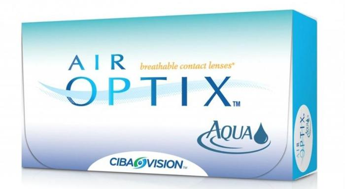 Acuvue Air Optix
