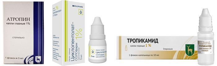 Препараты для лечения увеита