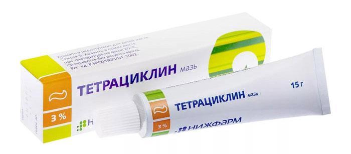 Эффективные аптечныемази при халязионе