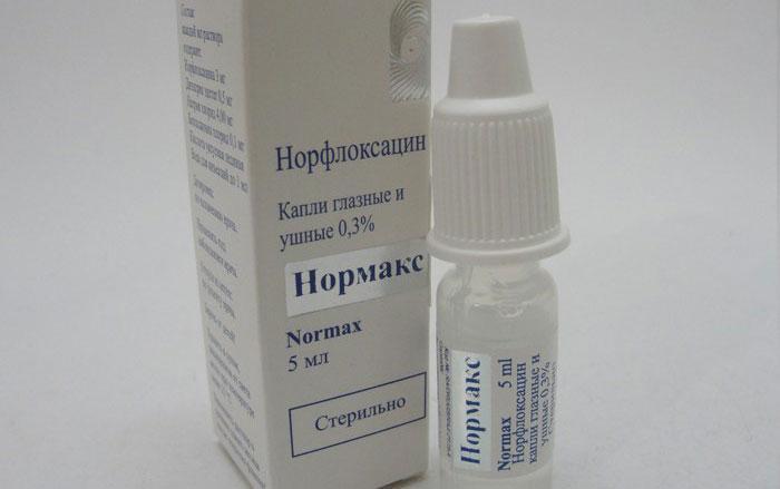 Лекарственный препарат Нормакс