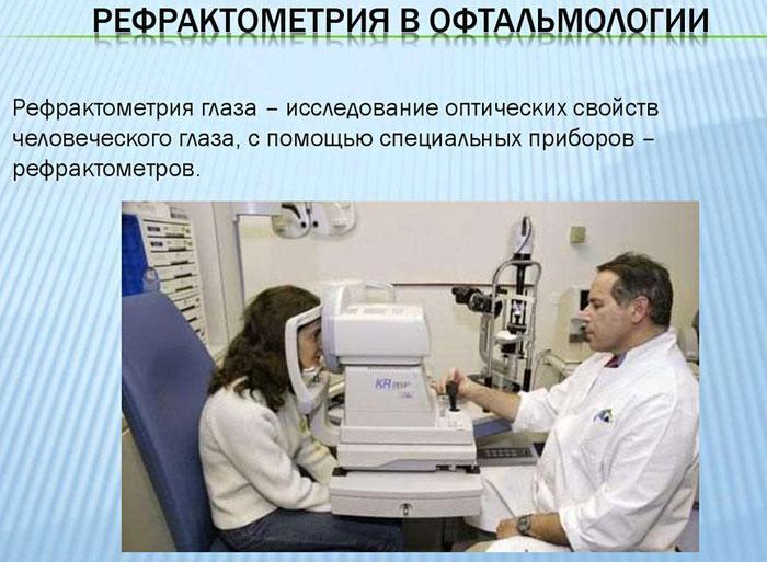 Что такое рефрактометрия