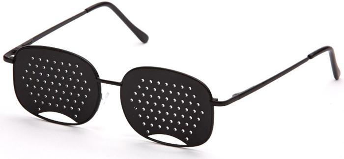Что такое перфорационные очки